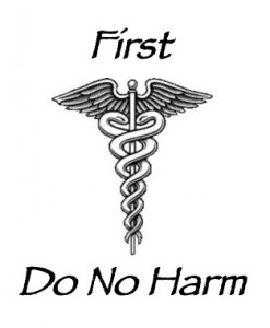 first do no harm plant based dietitian