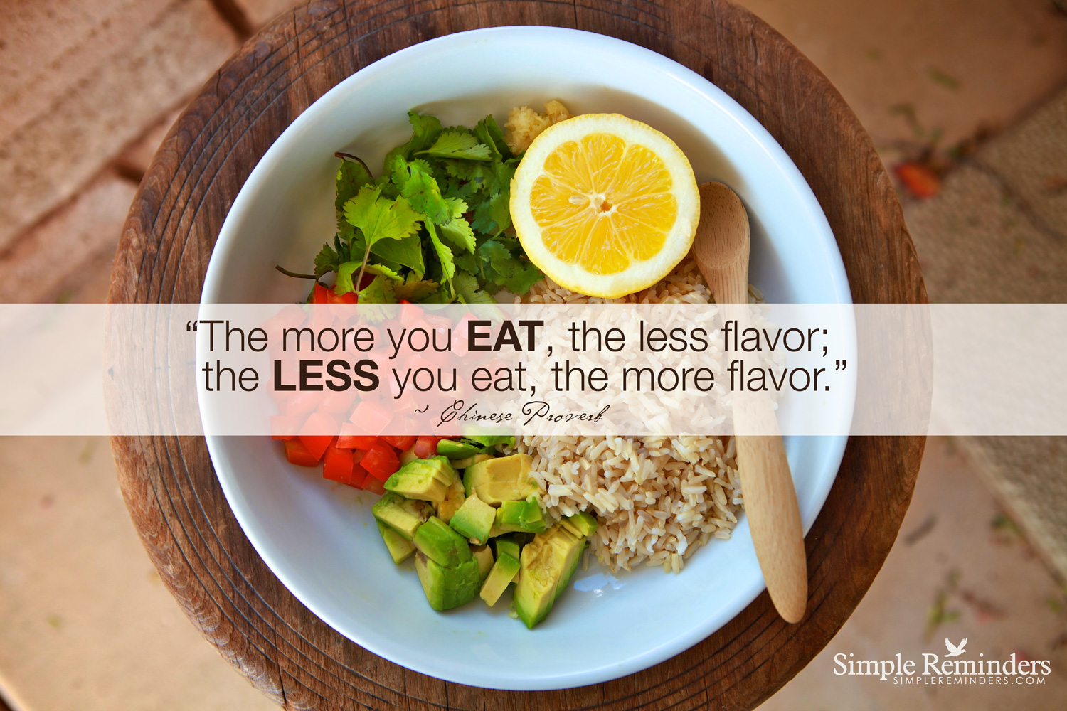 simplereminders.com-eat-less-chineseproverb-withtext-displayres