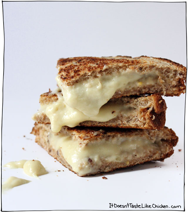Burgers Grilled Cheese