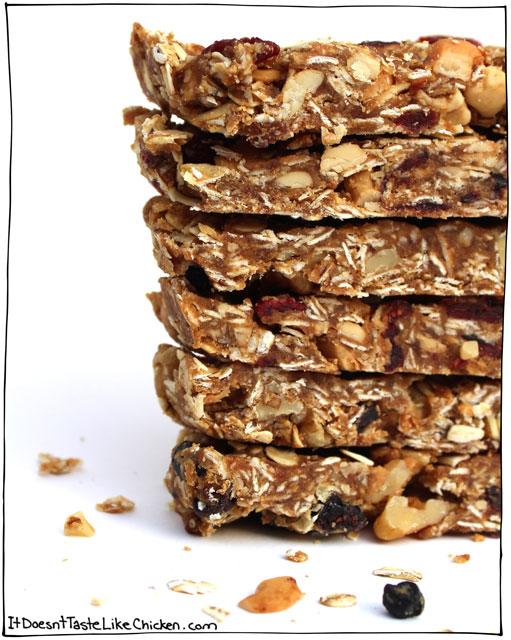 Dessert Granola Bars