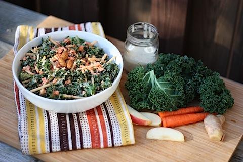 Salad Kale Slaw