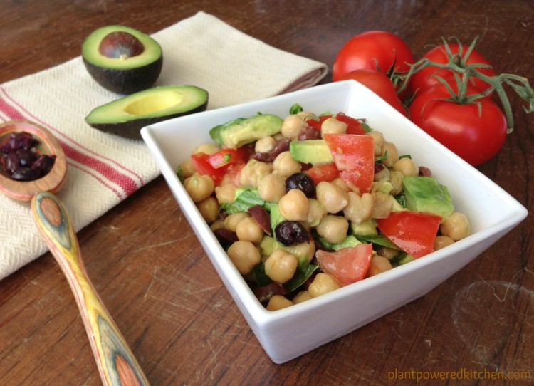 Salad Summer Chickpea