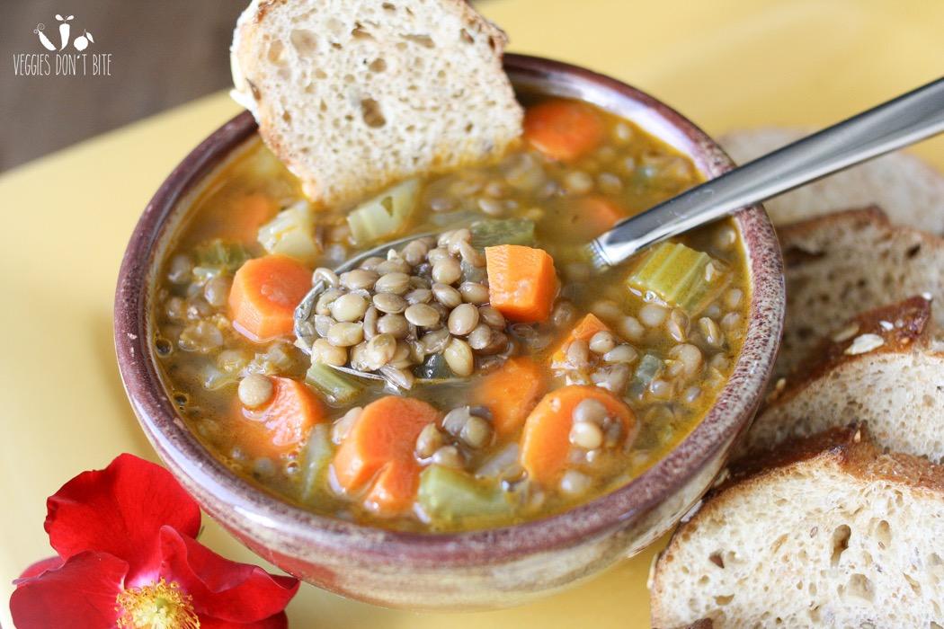 Soups Greek Lentil