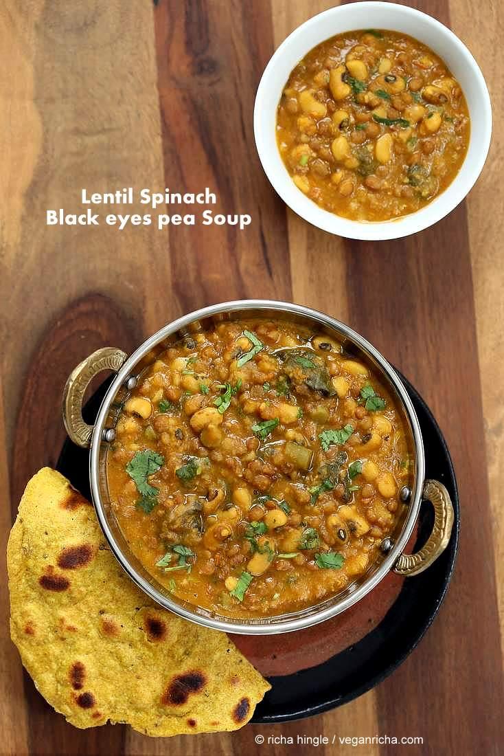 Soups Lentil Black Eyed