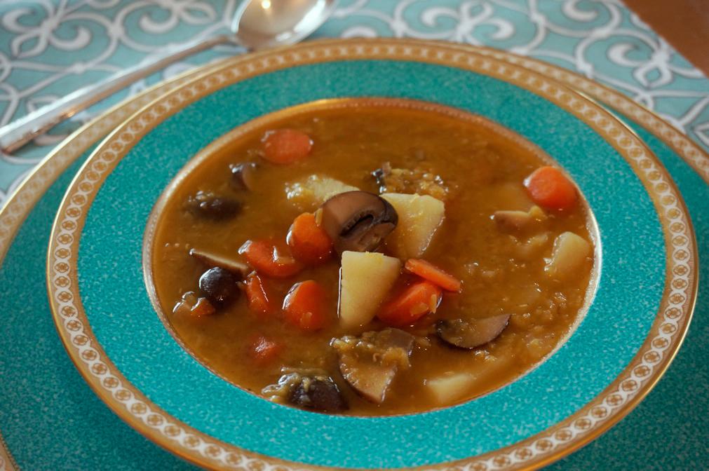 Soups Lentil Jazzy
