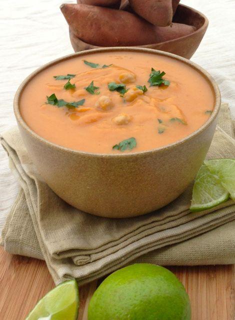 Soups Sweet Potato