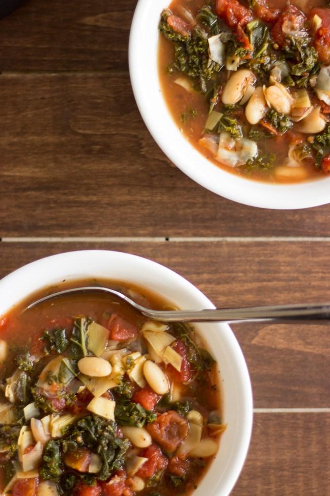 Soups Tomato Artichoke