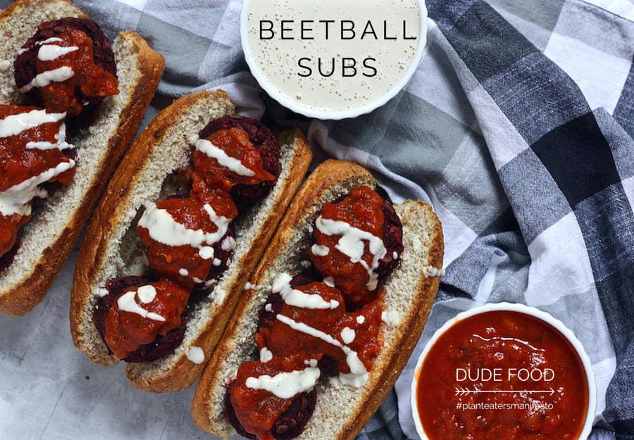 Burgers Beetball