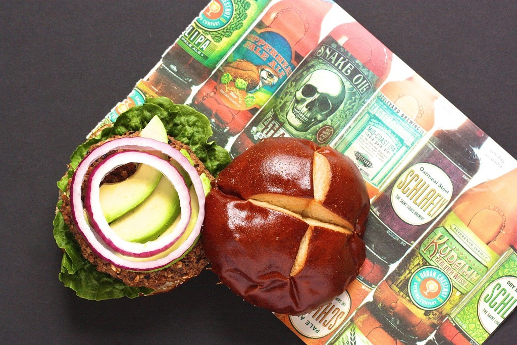 SSS Bean Burgers