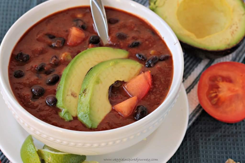 SSS Black Bean Soup