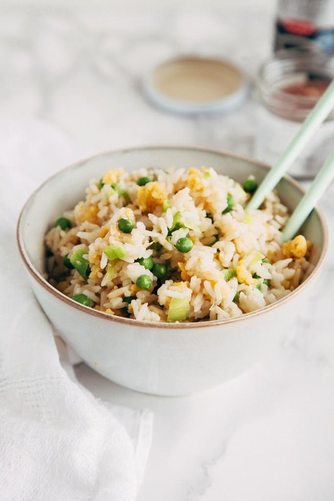 SSS Egg Rice