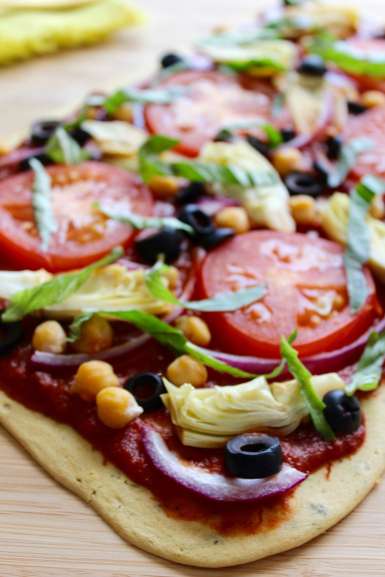 SSS Med Pizza