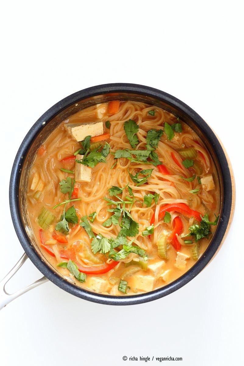 SSS Peanut Noodles Pot