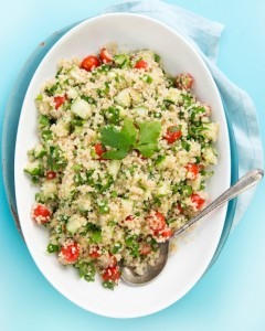 Vegi Quinoa & Chickpea Tabbouleh Salad
