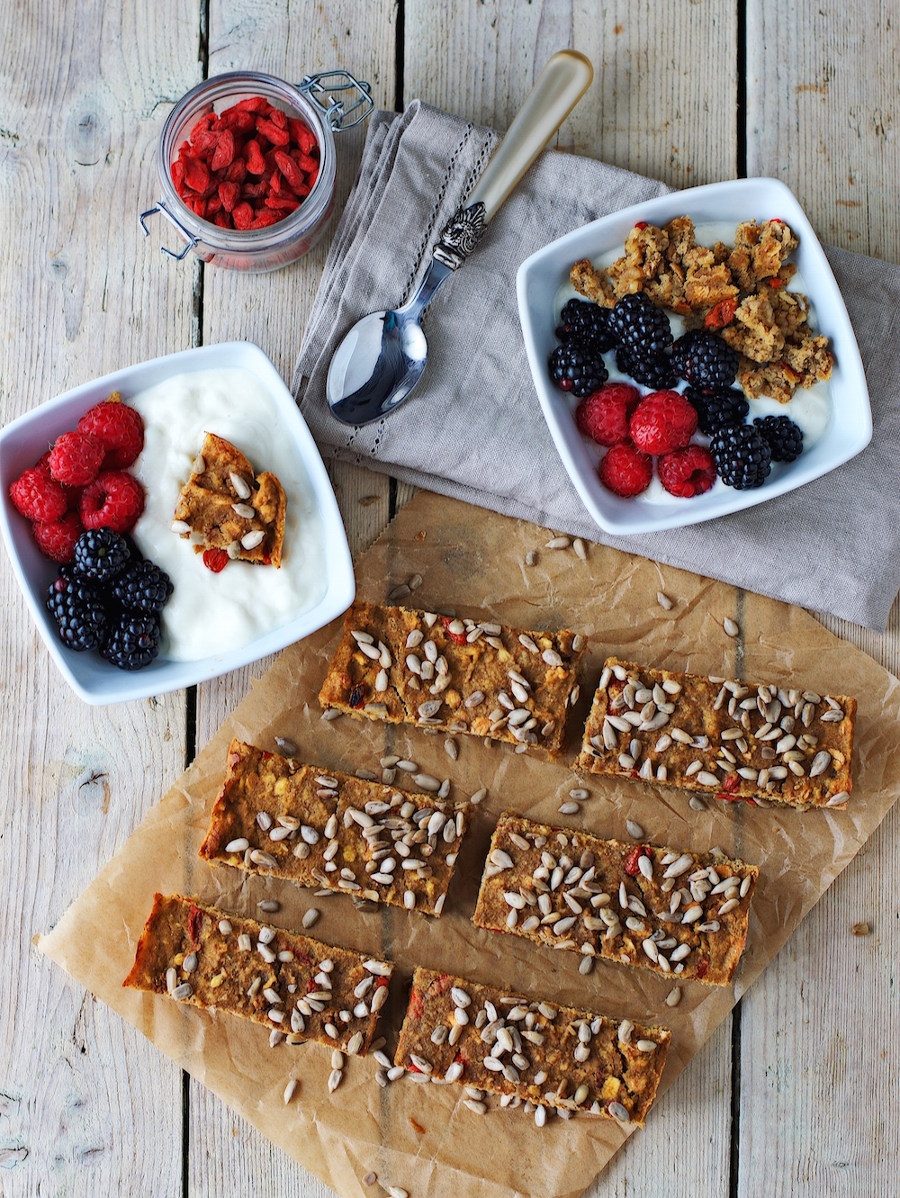 Breakfast Superfood Bars