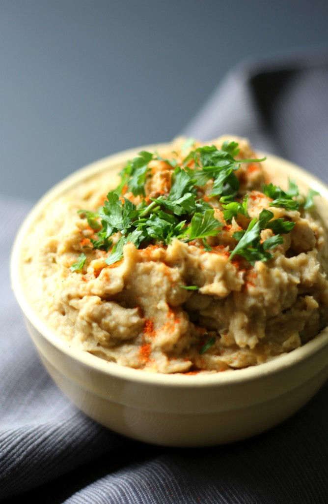 Hummus Baba Ghanoush