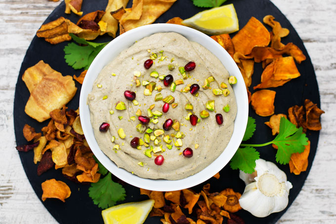 Hummus Pistachio