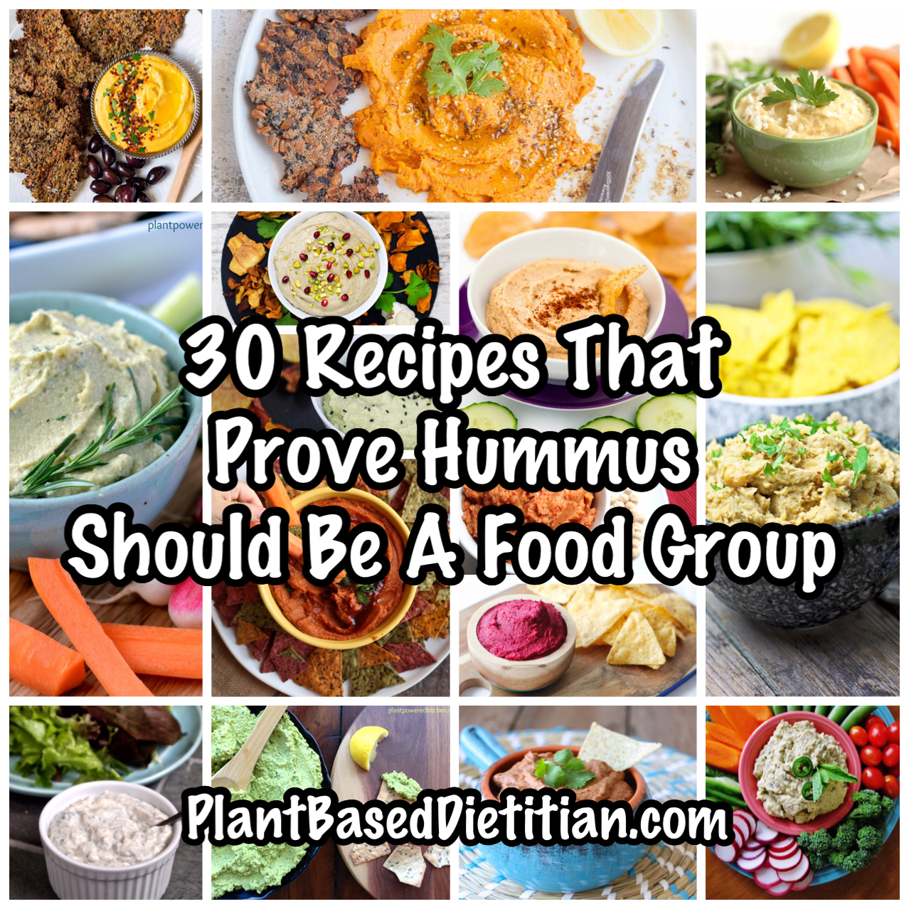 30 recipes that prove hummus should be a food group plant based healthy hummus recipe roundup forumfinder Images
