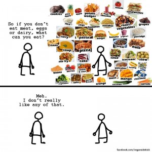What vegans eat_Vegan Sidekick