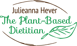 Plant Based Dietitian Logo