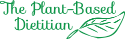 Plant Based Dietitian Mobile Logo