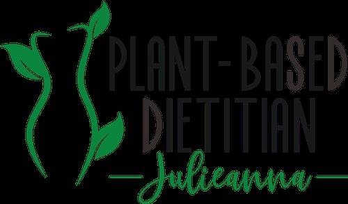 Plant Based Dietitian Retina Logo