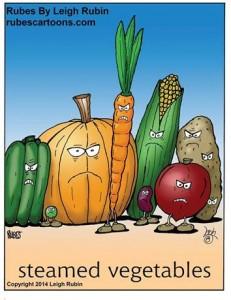Steamed Vegetables via NB