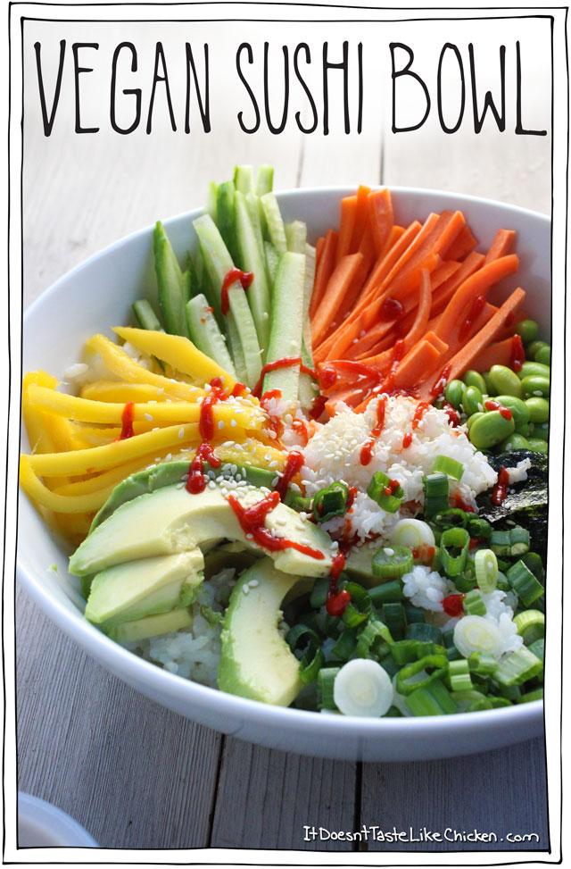 Bowl Sushi 2