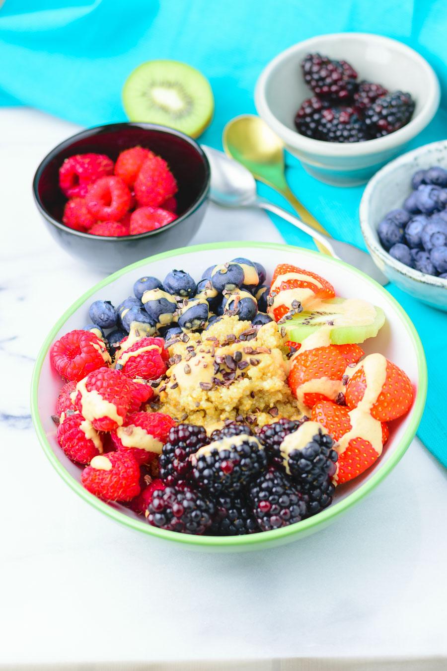 Bowls quinoa