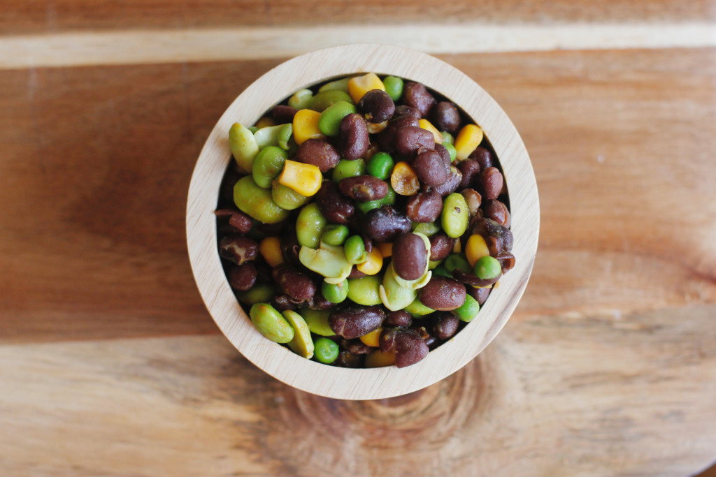 Salad Bean Edamame