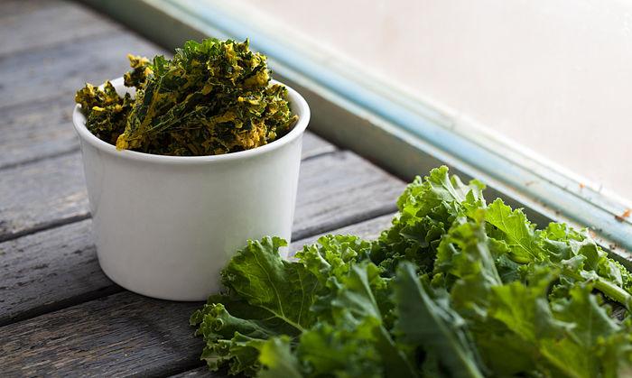 Snacks Sunrise Kale