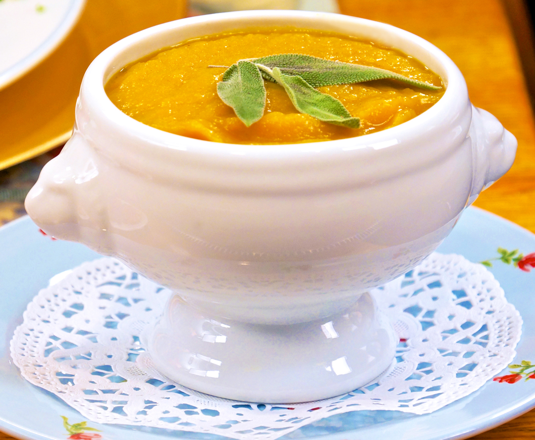 Soups Butternut Bisque