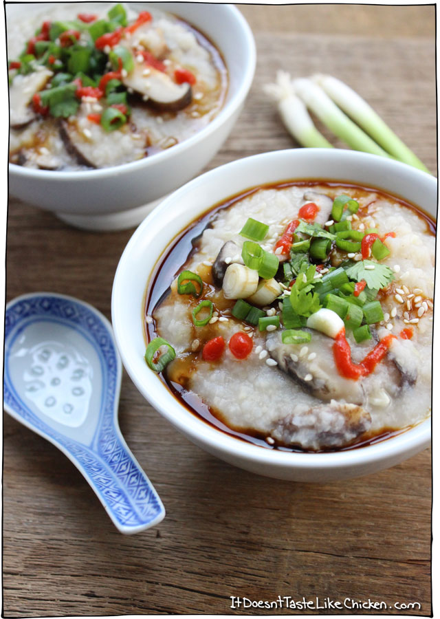 Soups Congee