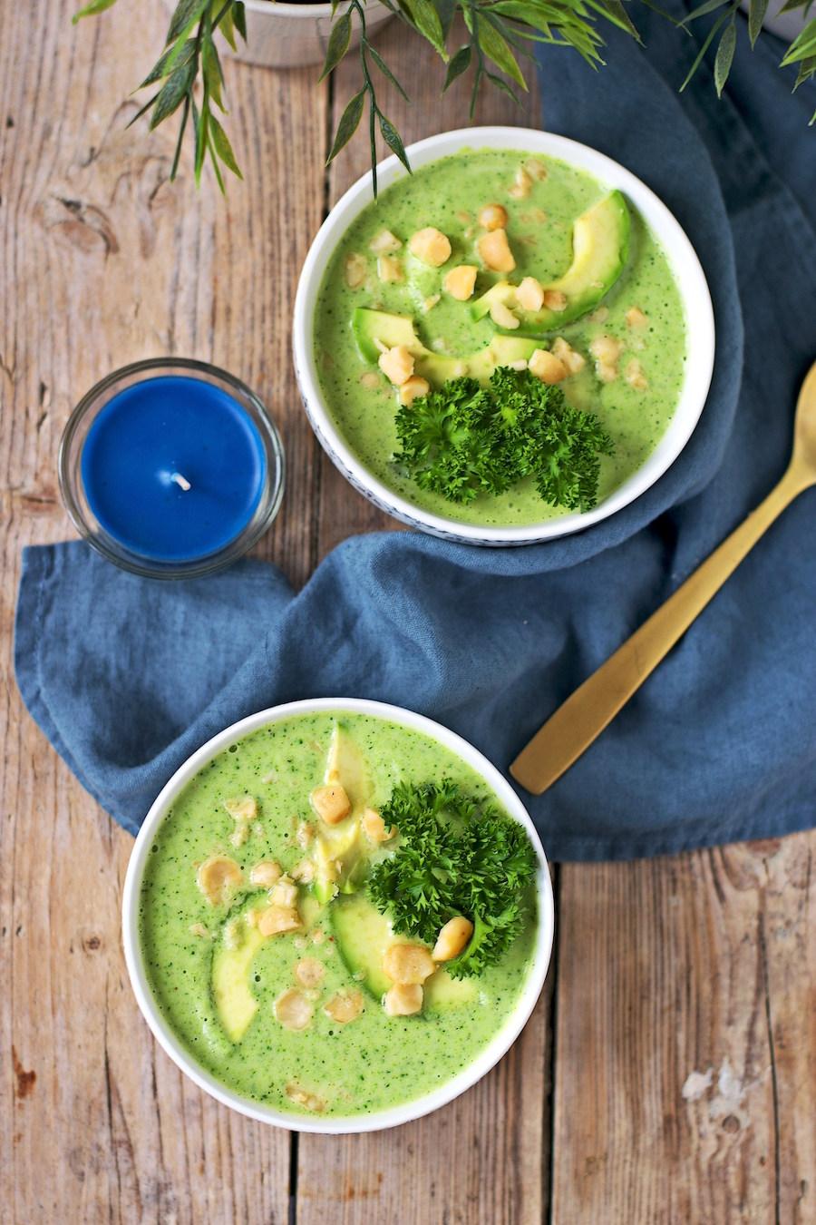 Soups Detox Broccoli
