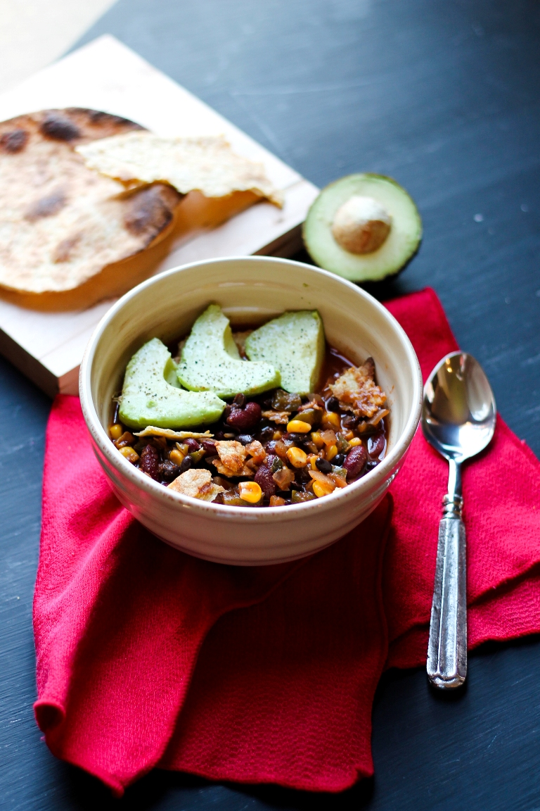 Soups Mexican Chili