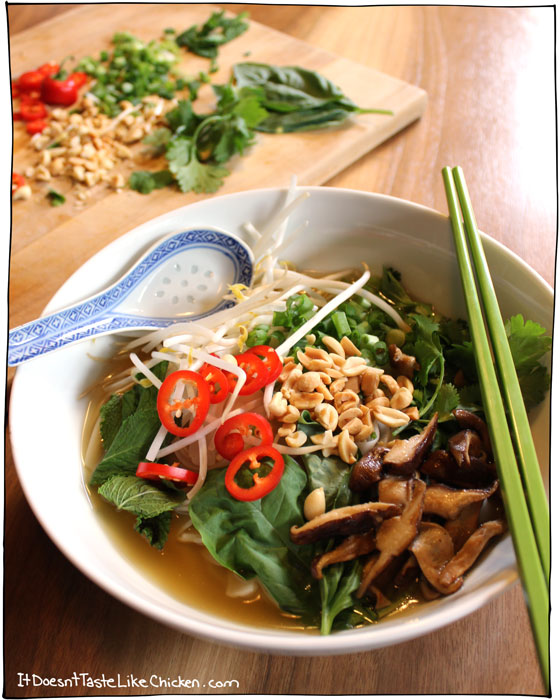 Soups Pho