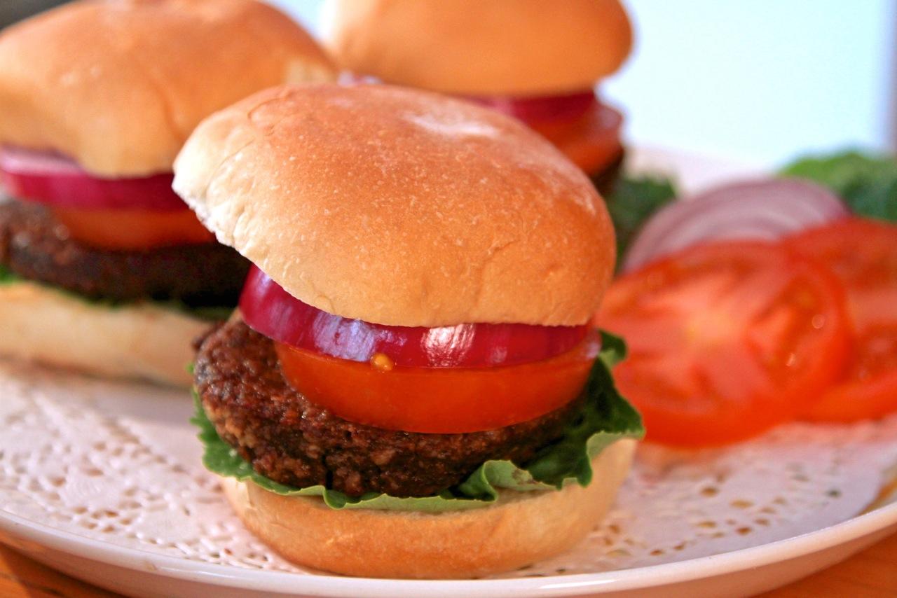 Burgers Mushroom
