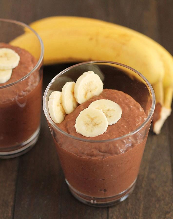 GF Chocolate Banana Chia