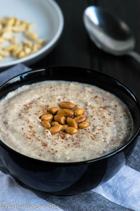 GF Peanut Porridge