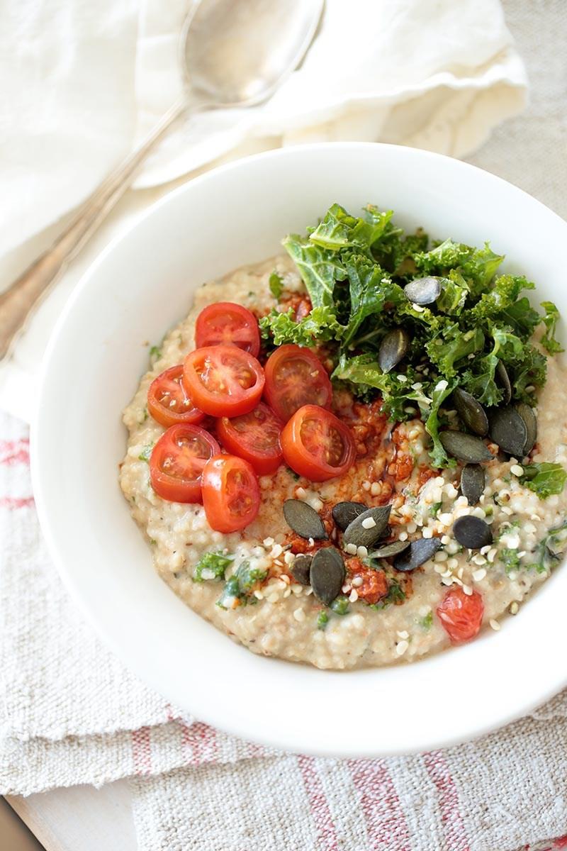 GF Savory Porridge