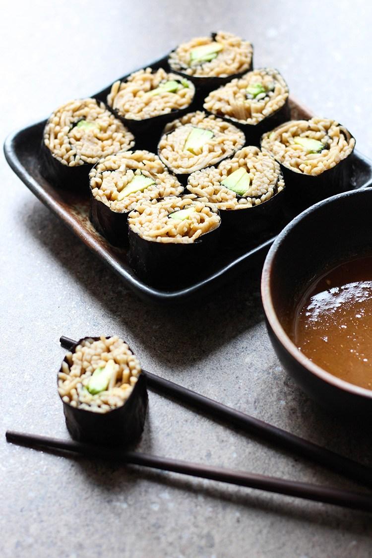 Mains Soba Sushi