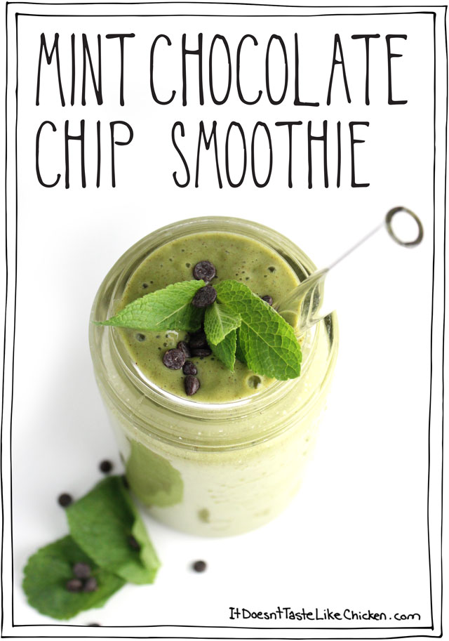 Smoothies Mint Chip