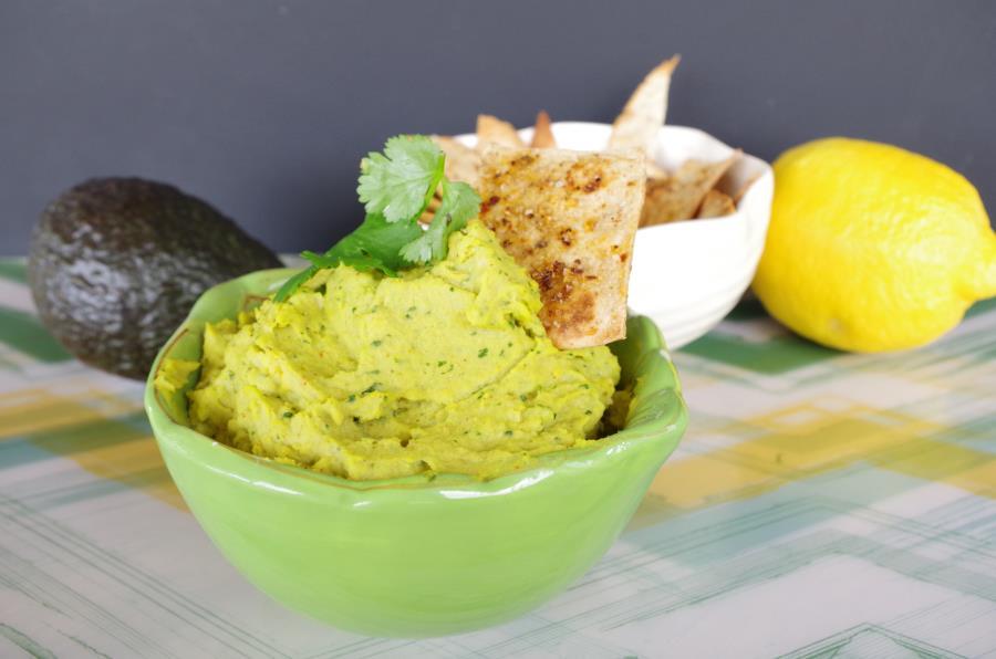 Hummus Avocado