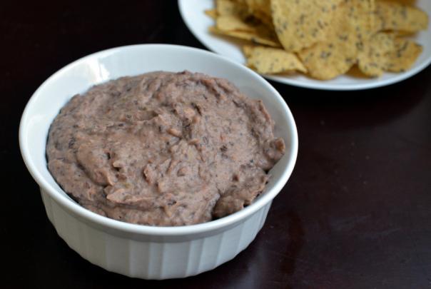 Hummus Black Bean