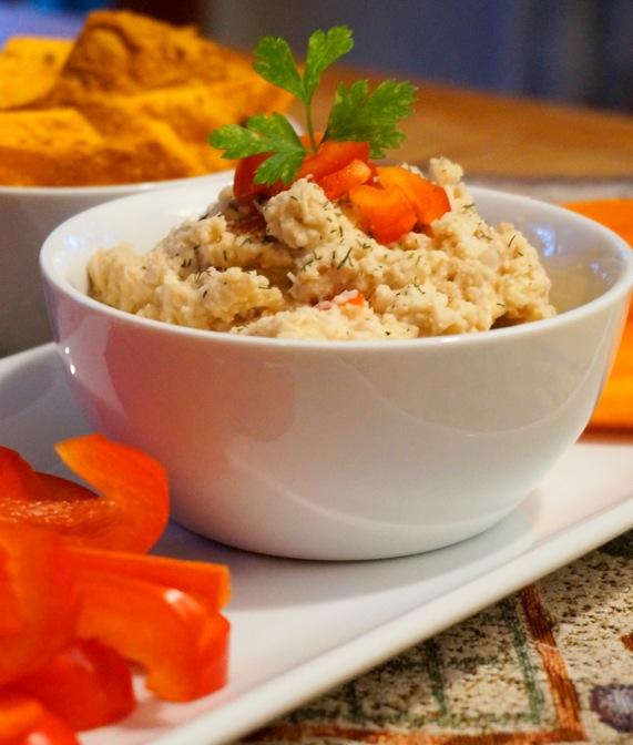 Hummus Cashew White Bean
