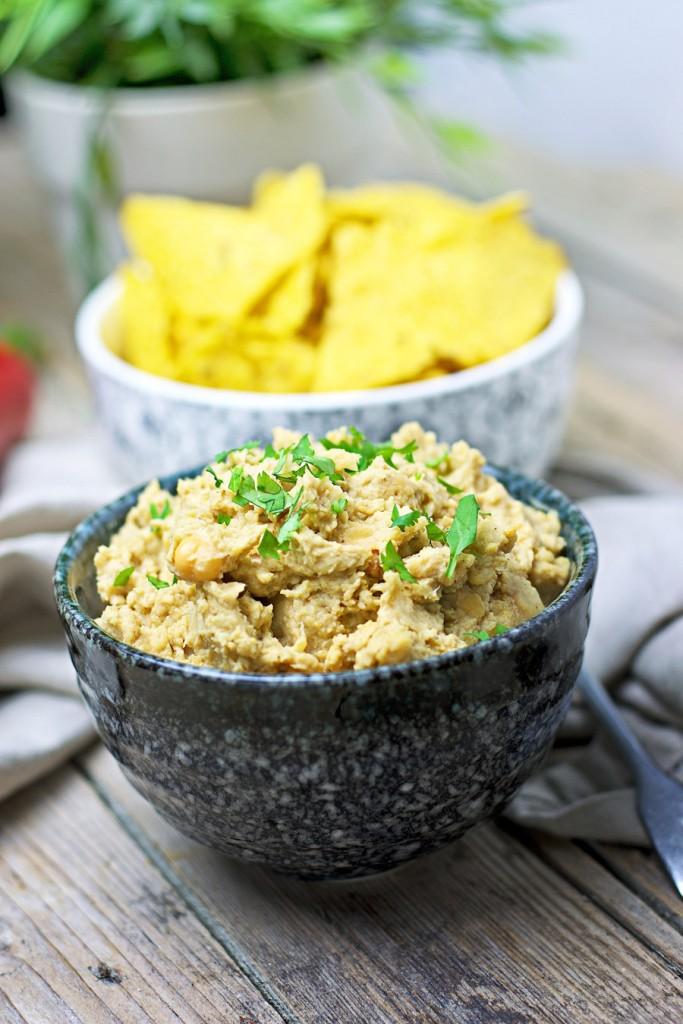 Hummus Roasted Parsnip