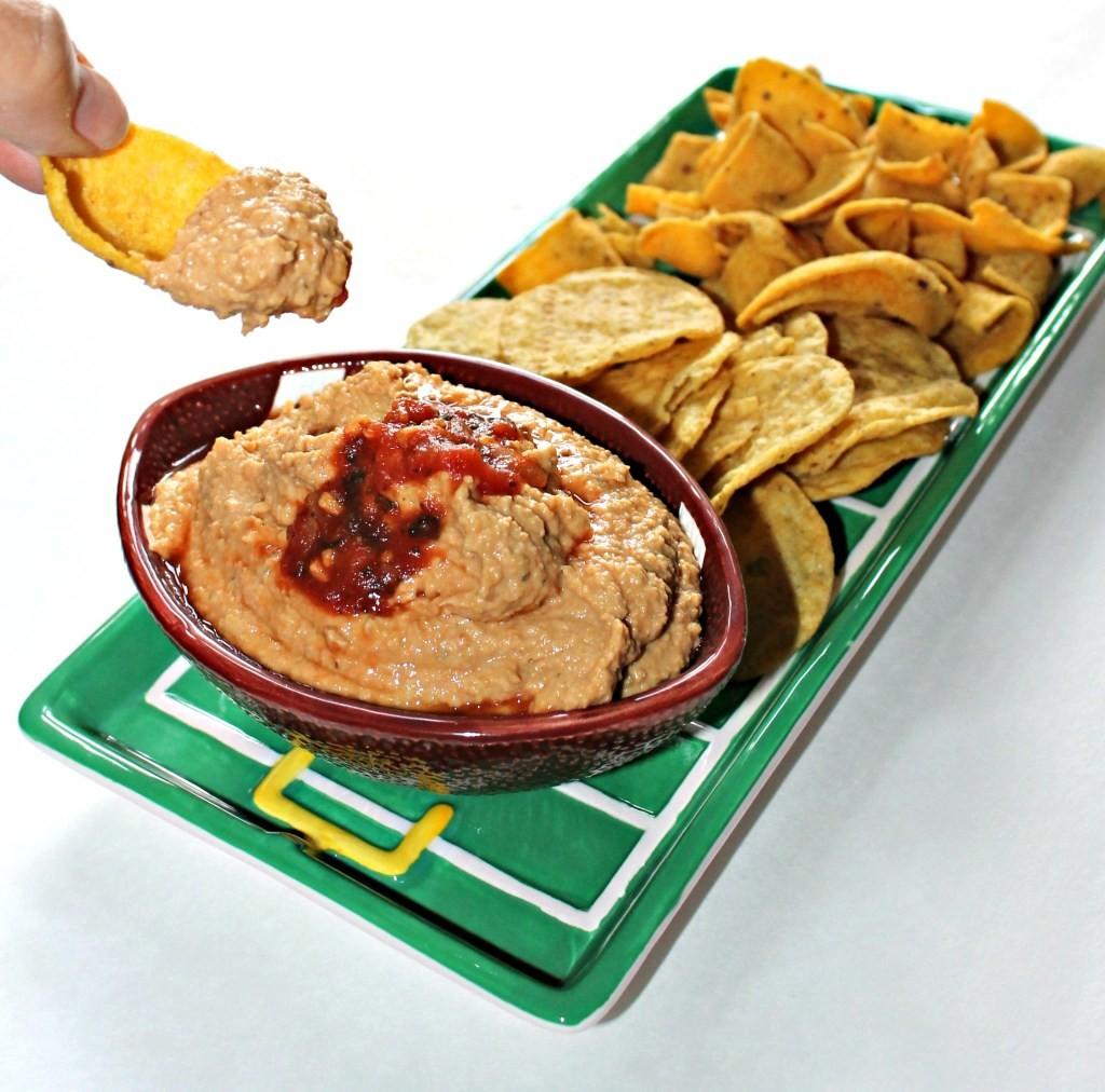 Hummus Spicy