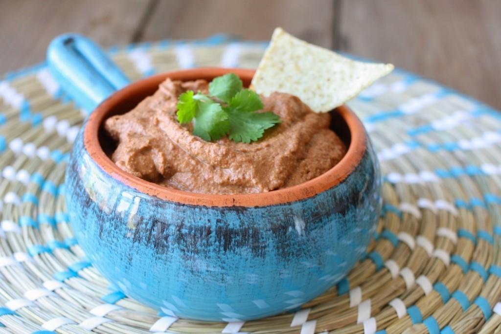 Hummus Spicy Refried