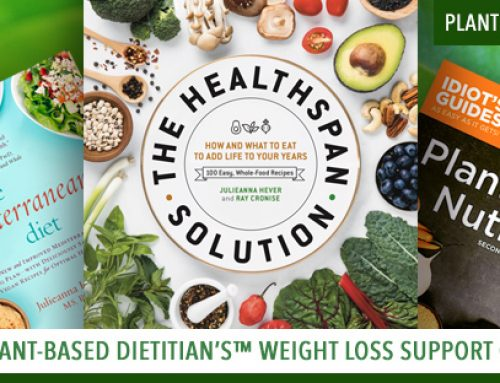 The Plant-Based Dietitian's™ Weight Loss Support Group